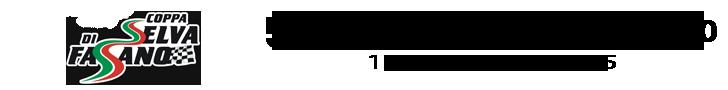 58° COPPA SELVA DI FASANO 12 – 13 – 14 GIUGNO 2015