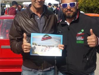 L'ex F1 Emanuele Pirro ospite d'eccezione della 61°Coppa Nissena