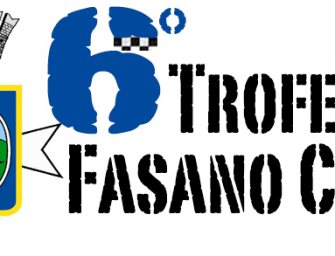 Omar Magliona in testa al Trofeo Fasano Corse