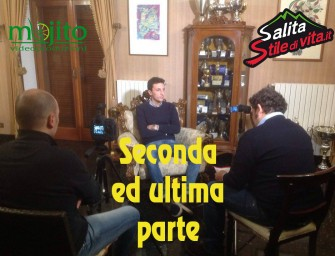 A Ruota Libera… Domenico Scola Jr si racconta a Salitastiledivita.it – SECONDA ED ULTIMA PARTE