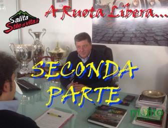 A Ruota Libera… Antonino La Vecchia si racconta a Salitastiledivita.it – seconda parte