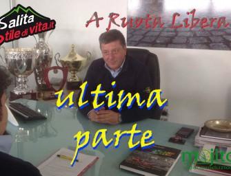 A Ruota Libera… Antonino La Vecchia si racconta a Salitastiledivita.it – ultima parte