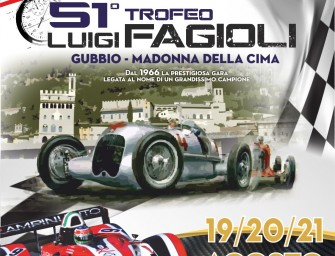 Il 51° Trofeo Luigi Fagioli apre le iscrizioni