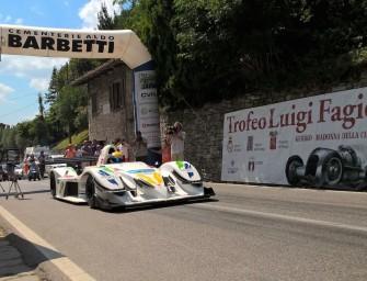 Romba il 51° Trofeo Luigi Fagioli, Scola ok in prova