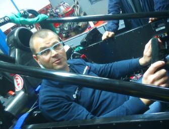 Oronzo Montanaro prova l'Osellina 1000 al 3° Salento Challenge Race