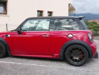 Ciccio Savoia lascia la Saxò per tentare l'avventura con la Mini in RS Plus