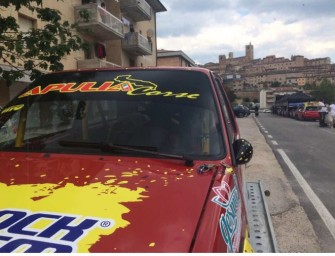 La Scuderia Apulia Corse alla seconda di CIVM Sarnano – Sassotetto