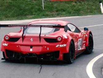 Lucio Peruggini – Ferrari 458 GT || Rechberg 2017