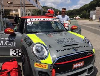 Simone Iaquinta bissa il secondo posto a Monza