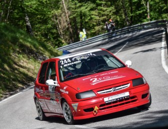 L'Asd X Car Motorsport al gran completo, per la quinta gara del Civm: la Coppa Paolino Teodori.