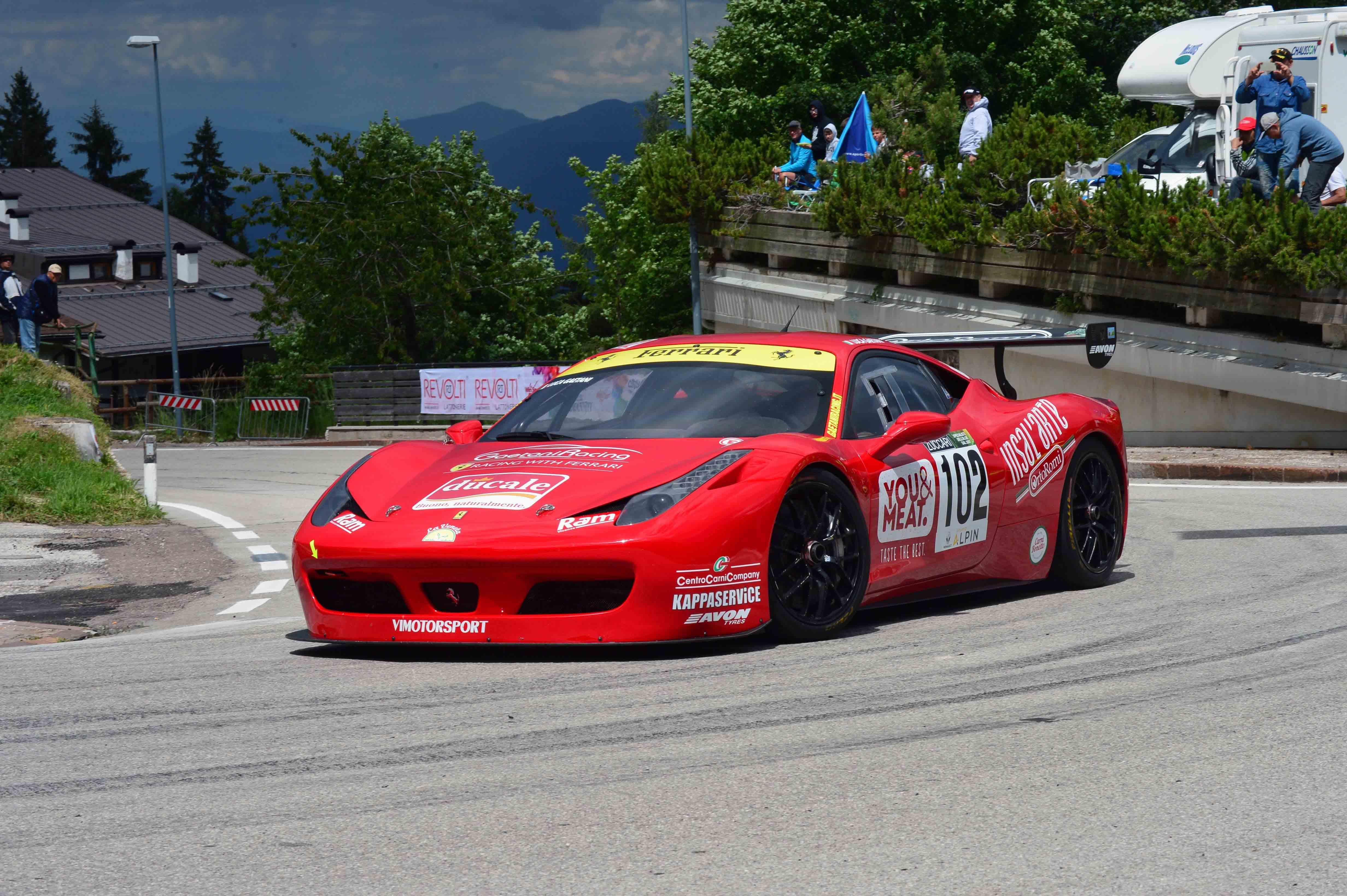 Gaetani Vimotorsport Ferrari