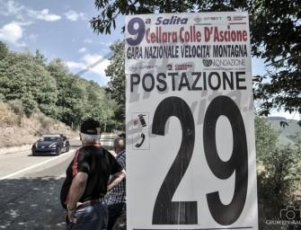 9ª Salita Cellara Colle D'Ascione – Le foto di Giuseppe Rainieri
