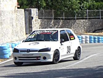 Bartolomeo ABIUSO || Peugeot 106 || Fasano SELVA 2017