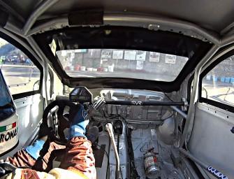 ONBOARD Markus DI RENZO || Citroen C1 Honda || Fasano SELVA 2017