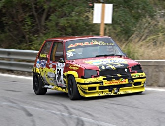Vito MICOLI || Renault 5GTT || Monte ERICE 2017
