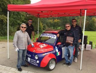 Gretaracing sbarca a Mickhausen con Giovanni Magdalone e la sua Fiat 500