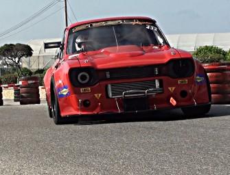 Teddy AQUILINA || Ford ESCORT PROTO || GOZO Hillclimb 2017