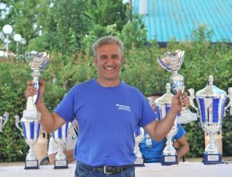 È di Scilla il Campione Regionale Slalom griffato New Generation Racing