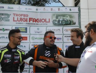 Interviste post gara Trofeo Fagioli 2017 by SSDV