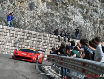 VITTORIA DI GRUPPO GT PER LUCA GAETANI AL SUO ESORDIO CON LA NUOVA FERRARI 458 GT3