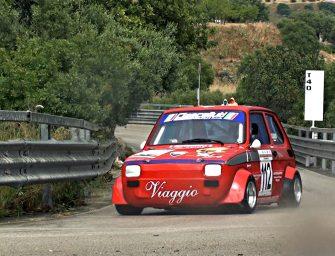 Riccardo VIAGGIO || Fiat 126 || Sortino 2018
