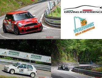 Il portacolori della Scuderia Driving Experience Fasano Antonio Scappa domina alla 49ª Verzegnis Sella Chianzutan