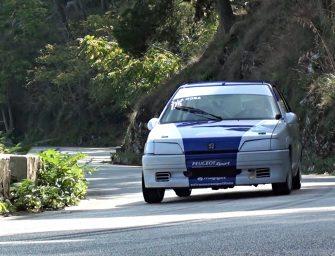 Corrado LA ROSA || Peugeot 106 || Erice 2018