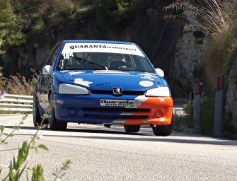 Gianluca RODINO || Peugeot 106 || Erice 2018