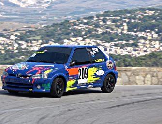 Raffaele CANINO || Peugeot 106 || Erice 2018