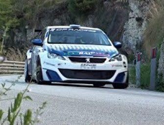 Vito TAGLIENTE || Peugeot 308 || Erice 2018