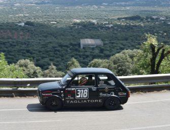 La Scuderia Driving Experience Fasano a Luzzi in lotta per le Coppe di Classe