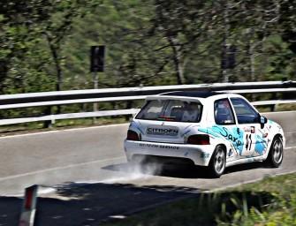 Valerio Lappani // Citroen Saxo VTS // Castellana 2015