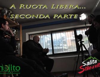 A Ruota Libera… Marco e Maurizio Jacoangeli si raccontano a Salitastiledivita.it – Seconda parte