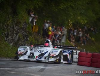 Il team Blue City Motorsport ad Ascoli