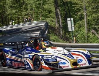 Magliona sale sul podio di gara-1 a Verzegnis