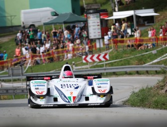 Christian 2° assoluto a Dobsinsky Kopec in Slovacchia
