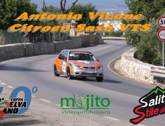 Antonio Vivone // Citroen Saxò // 60° Coppa Selva di Fasano