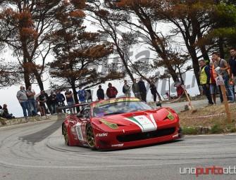Lucio Peruggini conquista il suo secondo titolo italiano in gruppo GT consecutivo