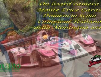 On board camera Erice Gara2 – Domenico Scola – OsellaFA30 Zytek