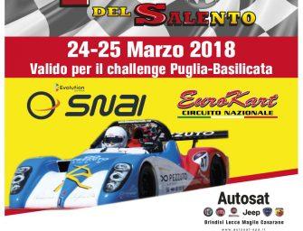 1° Slalom del Salento: programma e scheda d'iscrizione